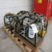 (Lot) (4) Transfer Pumps