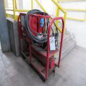 Sioux 1.5hp Steam Cleaner (No Gun)