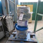 Essco Pumps mod. 3x8VDPCC, 3'' In & 3'' Out, GPM 200, 230/460 Volt Pump System; S/N 17050
