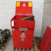 Safety-Klew Parts Washer