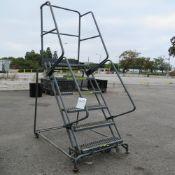 6-Step Portable Ladder