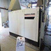 Ingersoll-Rand mod. SSR-EPE 100-2S, 100hp Rotary Screw Air Compressor; S/N FF2186V01136 (No Pipe/