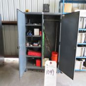 Stronghold HD 24''D x 60''W x 78''T Storage Cabinet