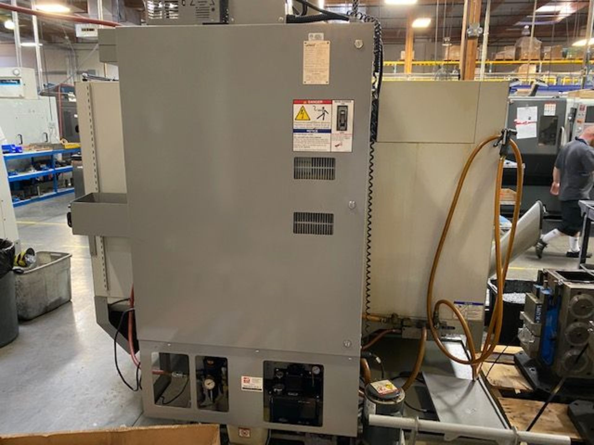 (2008) Haas Mod. VF-1 208/230 Volt, 3 Phase, Vertical Mill; S/N 1069874 (Located at 1821 E Jackson - Image 5 of 5