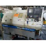 (1996) Okuma Crown L1060 CNC Turning Center w/ Okuma OSP-U10L CNC Controls, 12-Position Turret,