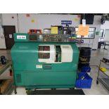 (1994) Nakamura Tome TMC-15, CNC Lathe w/ GE Fanuc Series O-T CNC Controls, Tailstock, Turret; S/N