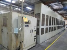 Mori Seiki 24 Pallet, (2) Holding Stations w/ Fanuc Power Mate
