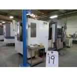 (2001) Mori Seiki SH 5000/40 Horizontal CNC Machine Center w/ Mori Seiki MSG-50i CNC Controls,