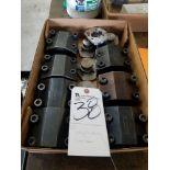 (Lot) Tooling for Okuma, (7) Tool Holders
