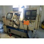 (1996) Okuma Cadet CNC Turning Center w/ Okuma OSP700m CNC Controls, 12-Position Turret,