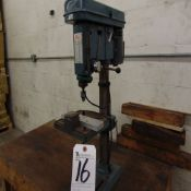 Enco mod. 125-1171 Bench Type Drill Press S/N 01458