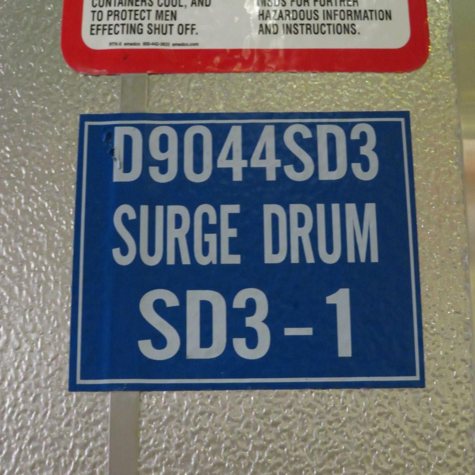 (2008) RVS Ammonia Surge Drum, SD 3-1 w/ - Image 2 of 4