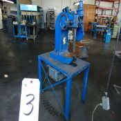 Greenerd No. 3 1/2 Arbor Press w/ Stand