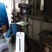 Central Machinery Pedestal Drill Press
