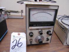 Keithley mod. 601 Electrometer