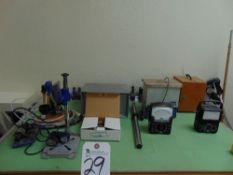 (Lot) Misc. Lab Equipment