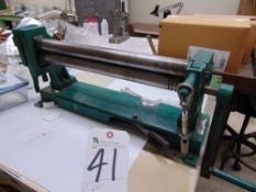 Tennsmith mod. SR24, 24'' Power Roll, 20 Cap. Gauge Mild Steel; S/N 17845