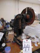Alva Allen mod. BT5, 1/2hp, 5-Ton Punch Press
