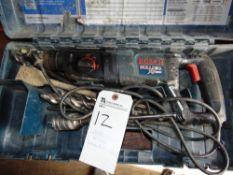 Bosch Bull Dog Hammer Drill w/ Bits