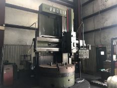 Froriep KE 16 Supermatic Vertical Turning Lathe