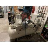5 HP Compressor with 60 Gallon horizontal tank