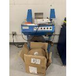 Automatic Ultrasonic Banding Machine by Wexler / ATS, Model: US2000LB, SN: A64738 & A64730