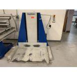 Paper Lift by Baumann, 230V, 3 Phase, 50HZ, Machine Number: NUP650, SN 59.041, 230V, 3 Phase, 50HZ