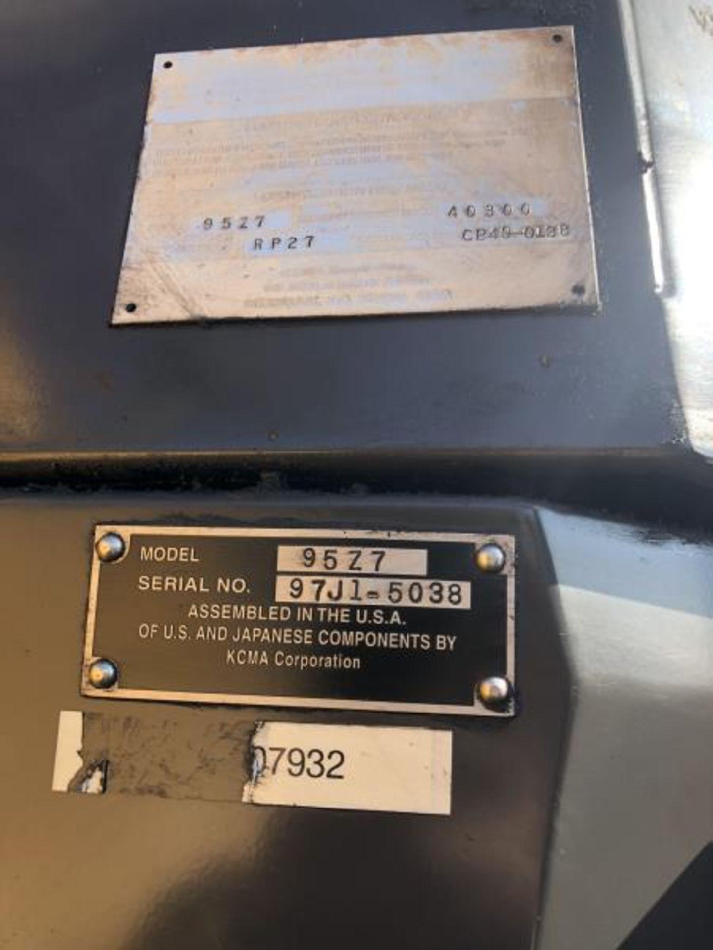 2013 Kawasaki Mode: 957Z , Serial Number: 97JI-5038 - Image 22 of 43