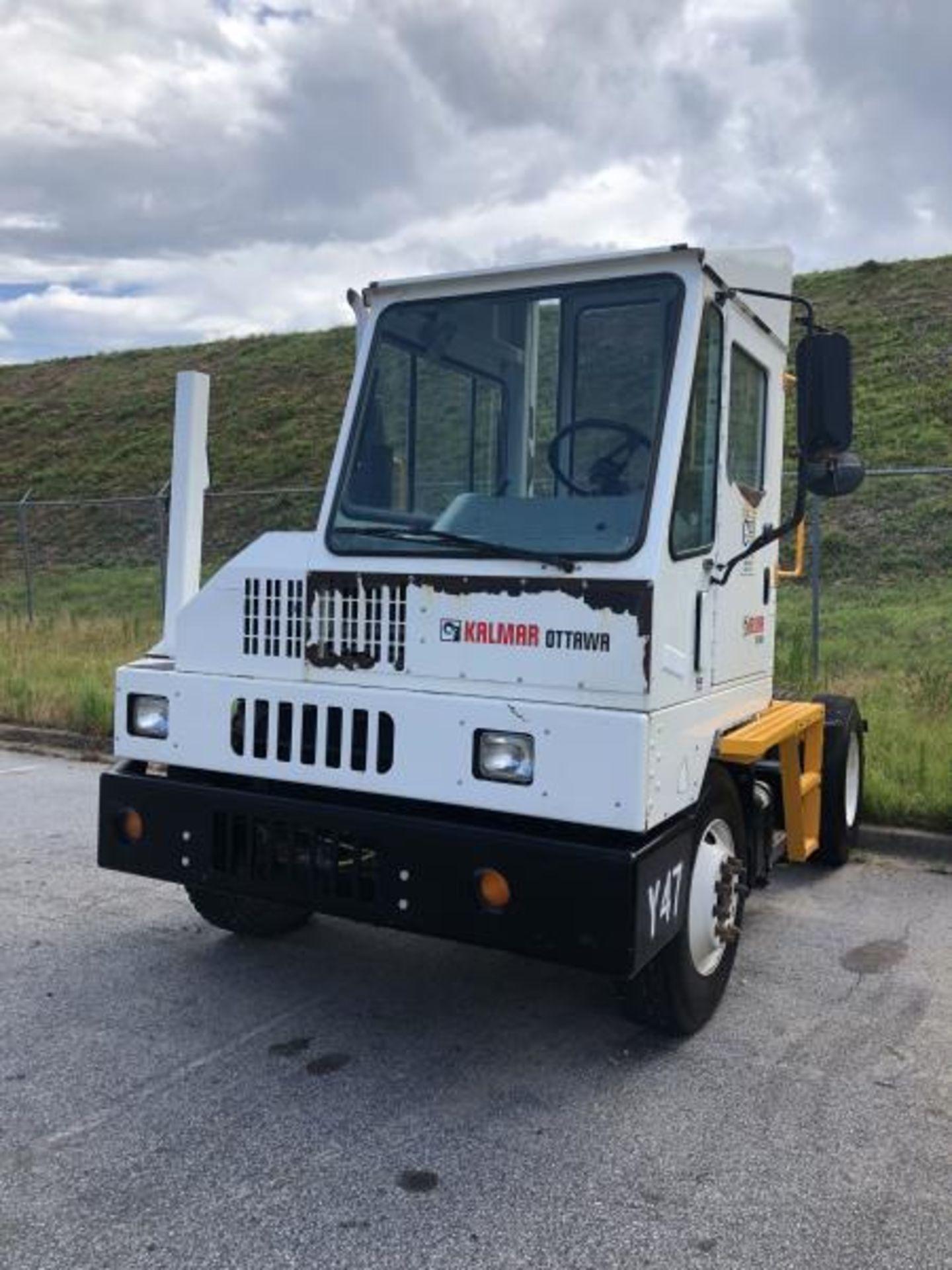 2015 Kalmar Ottawa 4x2 Yard Truck , SN: 338841 4,267.2 Hours, 1,683 Miles - Image 34 of 34