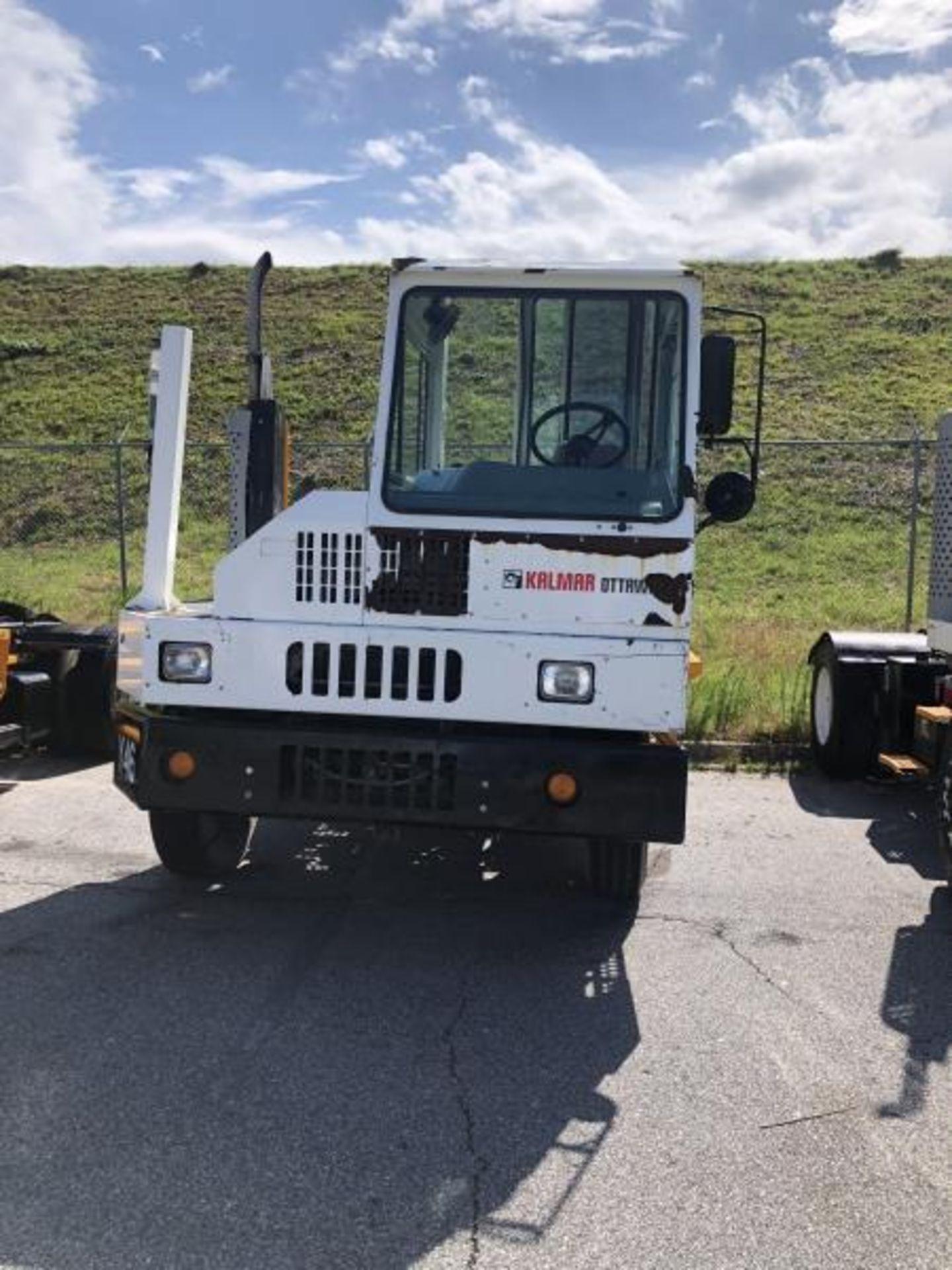 """2015 Kalmar Ottawa 4x2 Yard Truck , SN: 338840 4,378.6 Hours, 1,886 Miles - Image 35 of 36"