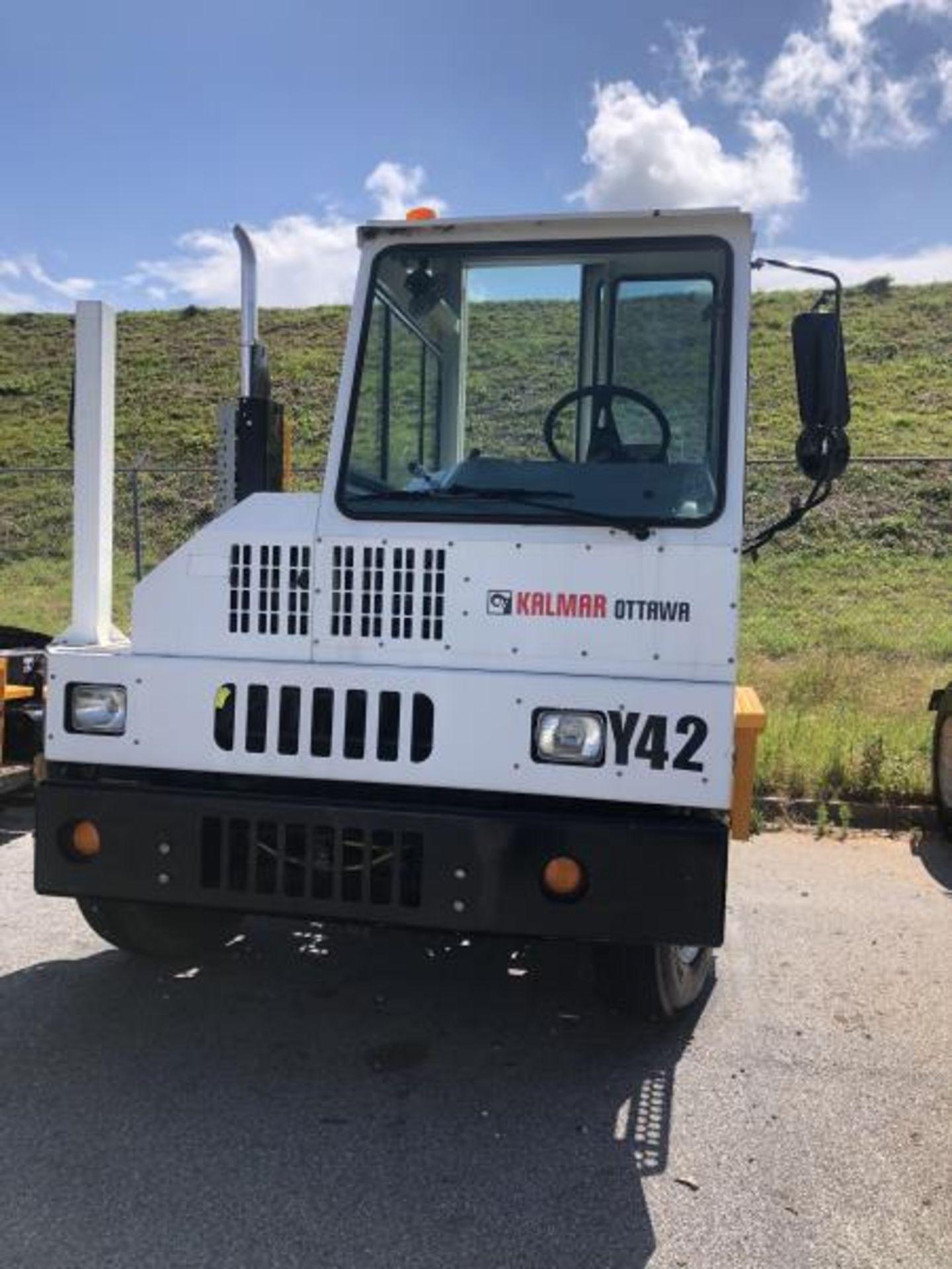 2015 Kalmar Ottawa 4x2 Yard Truck , SN: 338836 1,939.0 Hours, 1,961 Miles - Image 31 of 33