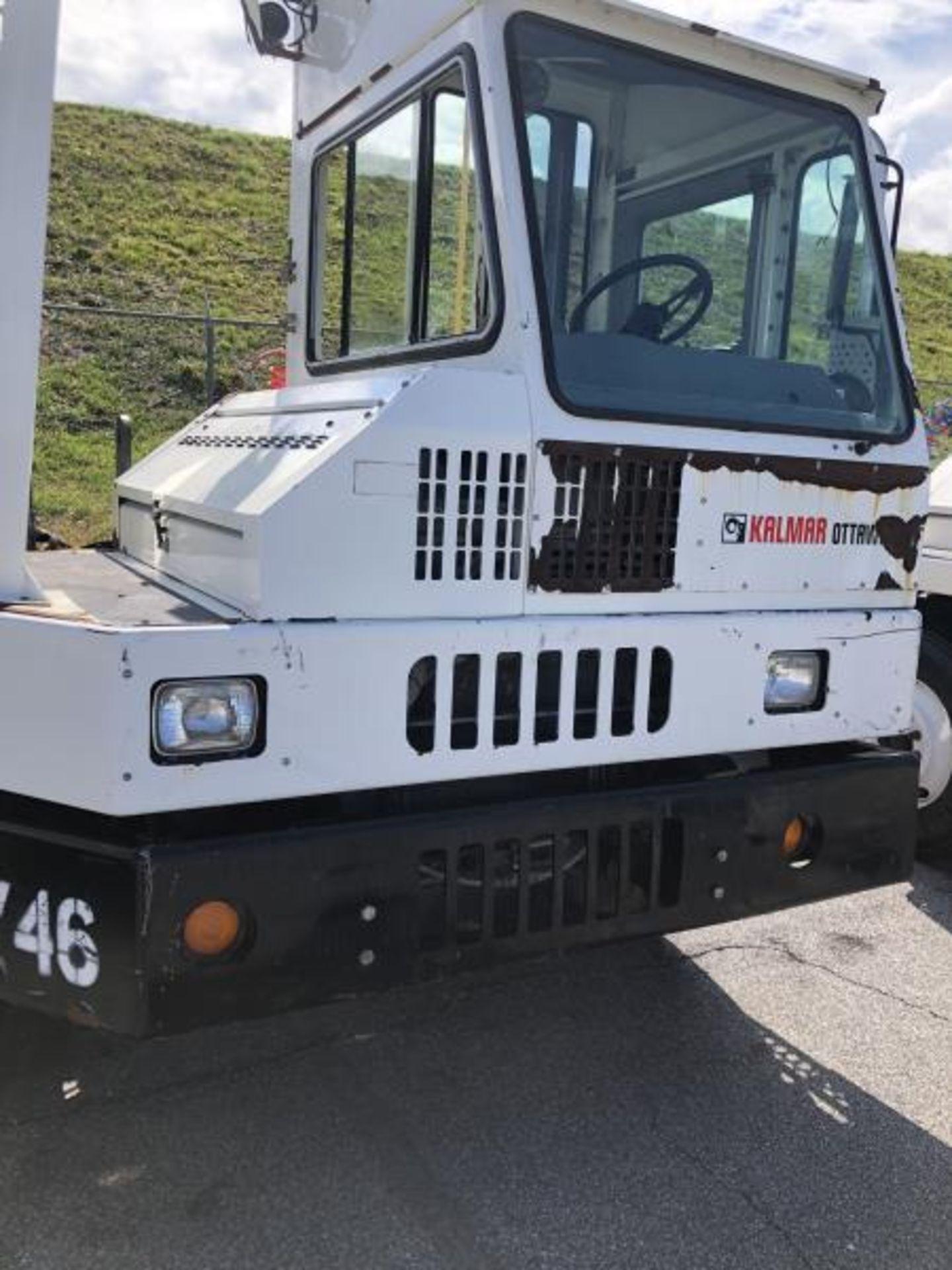 """2015 Kalmar Ottawa 4x2 Yard Truck , SN: 338840 4,378.6 Hours, 1,886 Miles - Image 19 of 36"