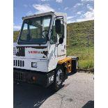 """2015 Kalmar Ottawa 4x2 Yard Truck , SN: 338840 4,378.6 Hours, 1,886 Miles"