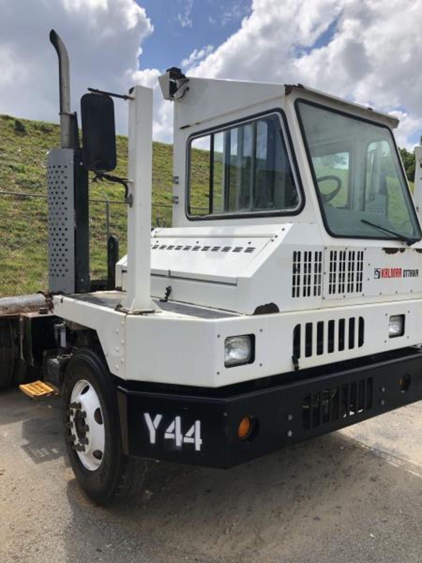 2015 Kalmar Ottawa 4x2 Yard Truck , SN: 338838 3,710.3 Hours, 2,817 Miles