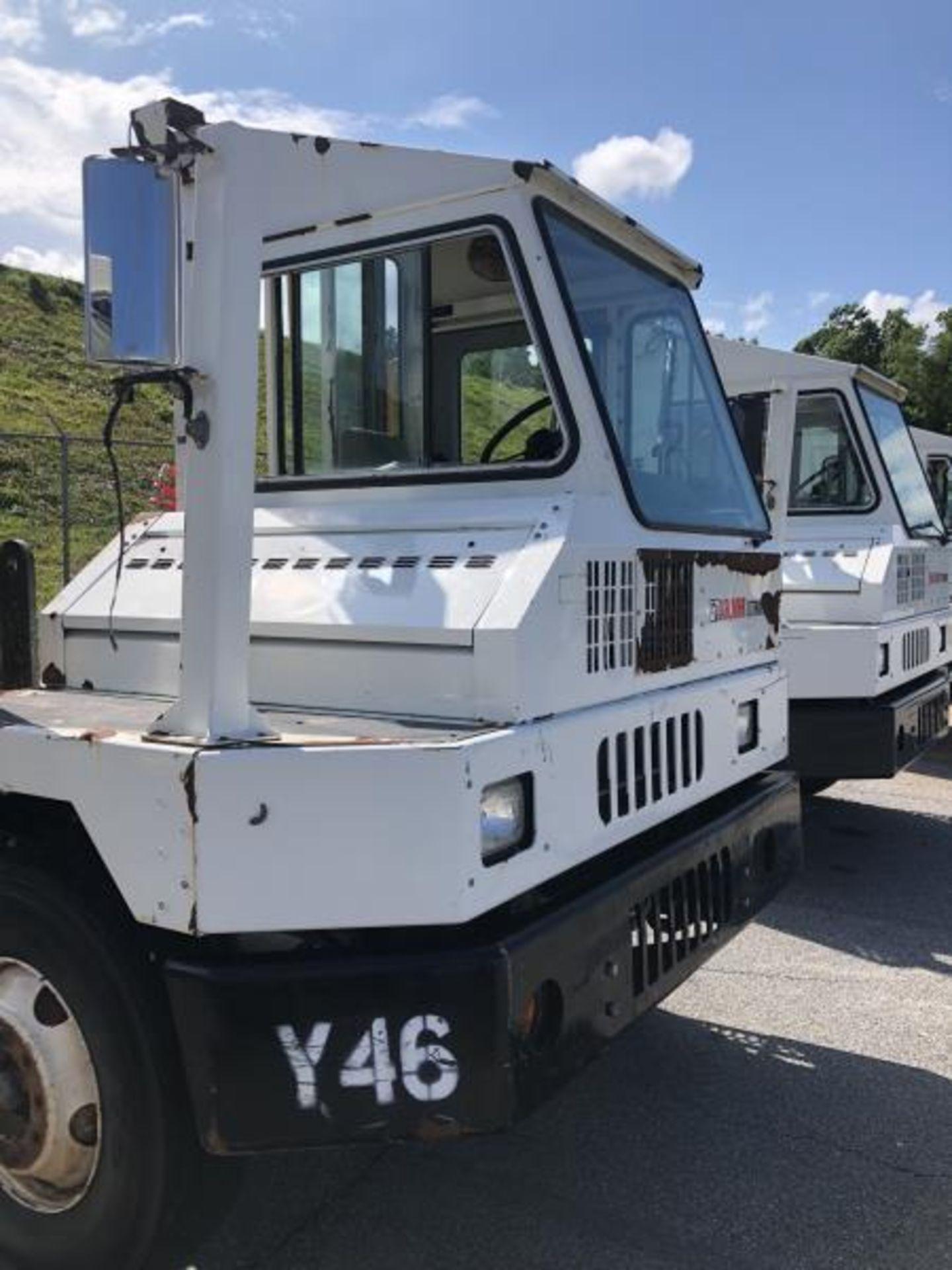 """2015 Kalmar Ottawa 4x2 Yard Truck , SN: 338840 4,378.6 Hours, 1,886 Miles - Image 18 of 36"