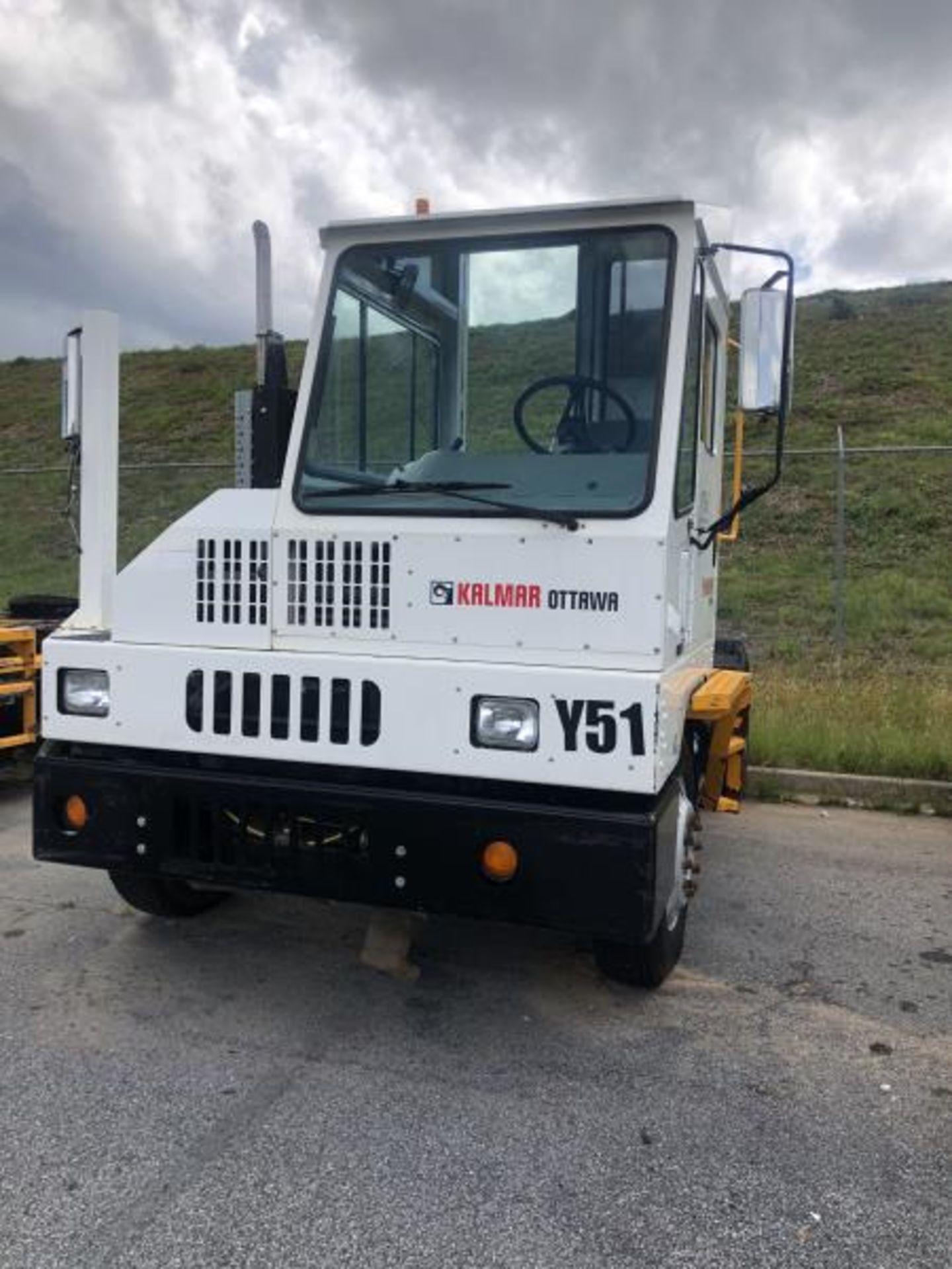 2015 Kalmar Ottawa 4x2 Yard Truck , SN: 338845 2,600.5 Hours, 185 Miles - Image 27 of 27