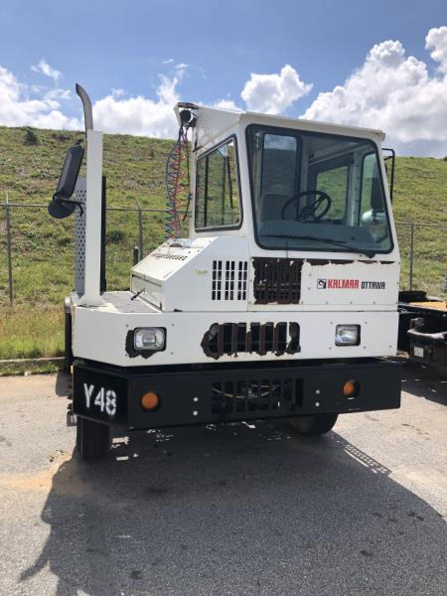 2015 Kalmar Ottawa 4x2 Yard Truck , SN: 338842 1,308.2 Hours, 937 Miles - Image 17 of 27