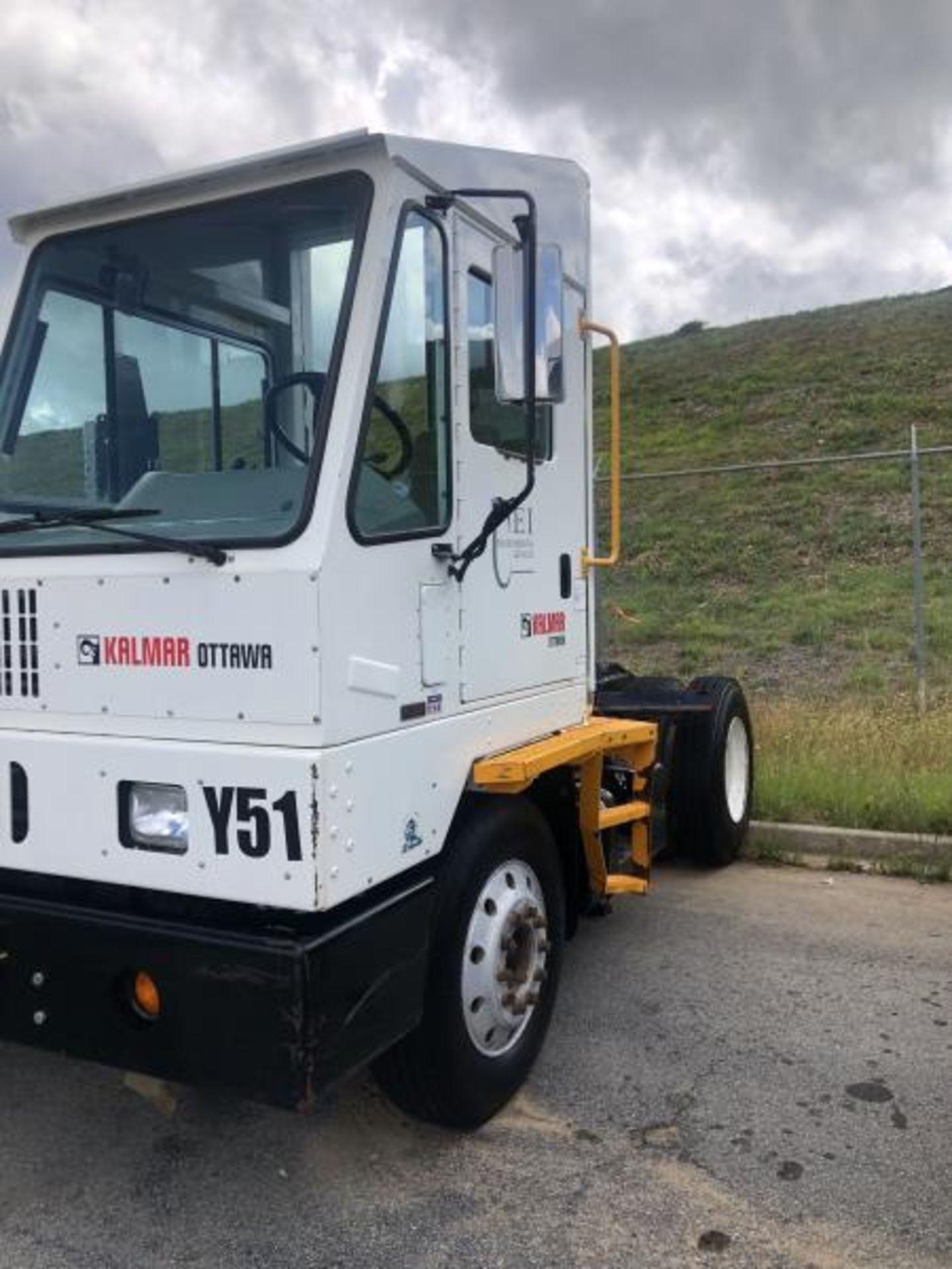 2015 Kalmar Ottawa 4x2 Yard Truck , SN: 338845 2,600.5 Hours, 185 Miles - Image 3 of 27