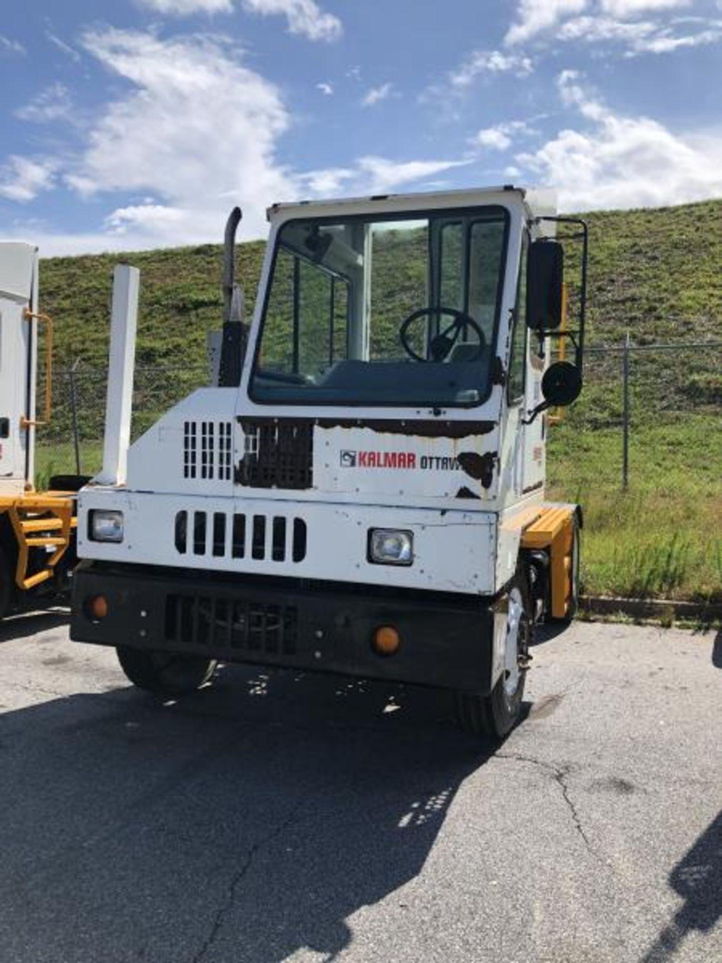 """2015 Kalmar Ottawa 4x2 Yard Truck , SN: 338840 4,378.6 Hours, 1,886 Miles - Image 36 of 36"