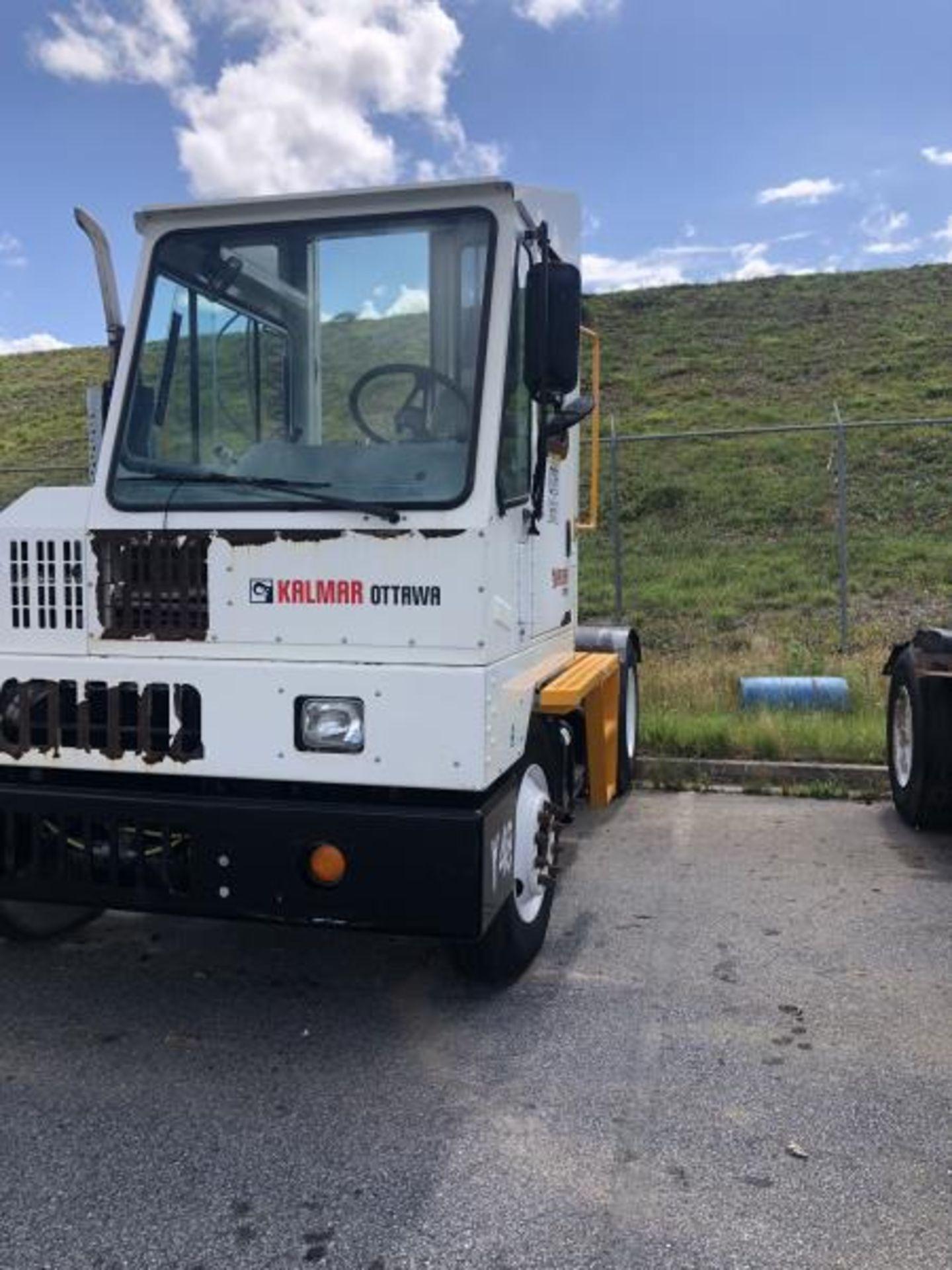 2015 Kalmar Ottawa 4x2 Yard Truck , SN: 338842 1,308.2 Hours, 937 Miles - Image 27 of 27
