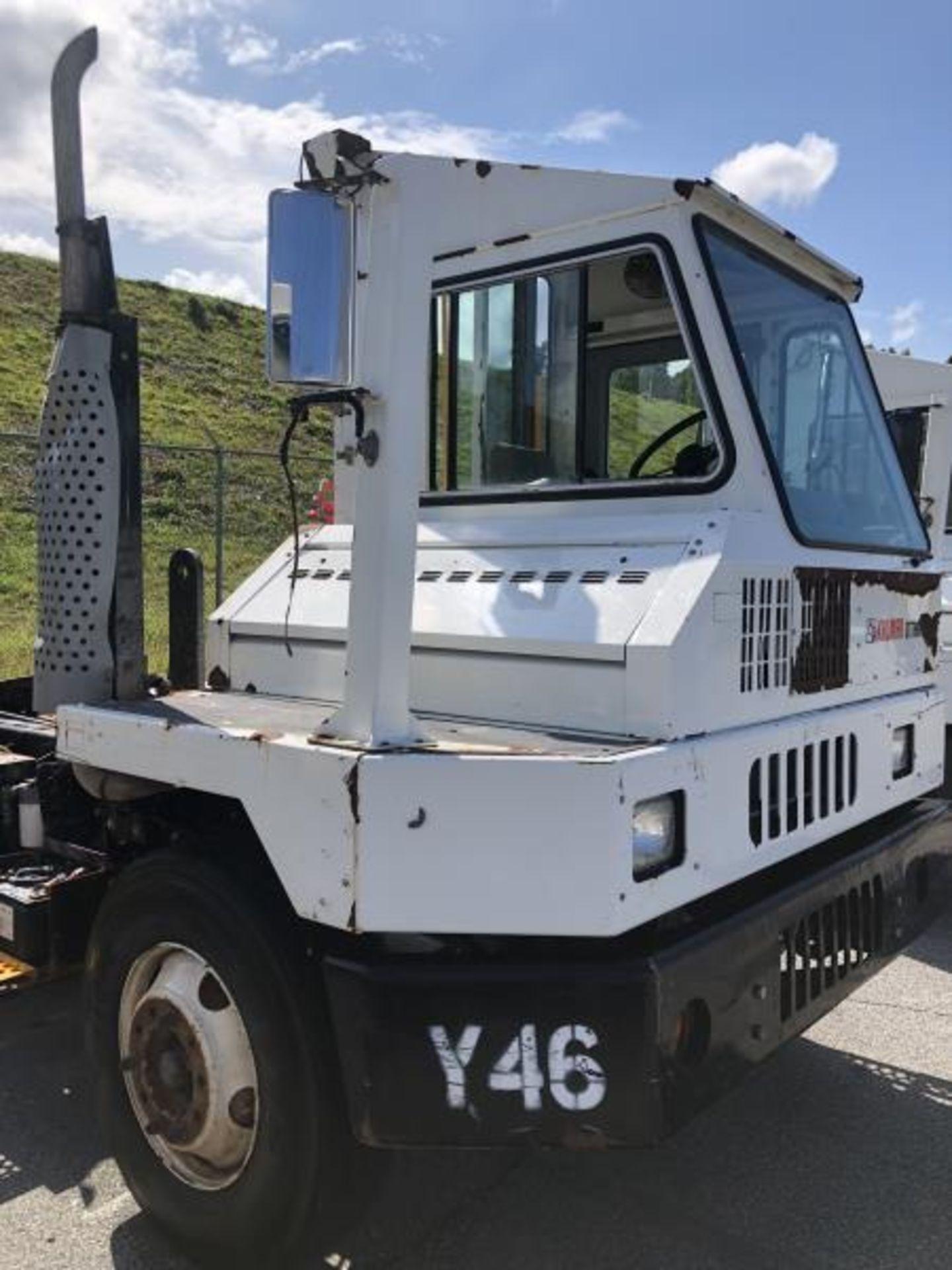"""2015 Kalmar Ottawa 4x2 Yard Truck , SN: 338840 4,378.6 Hours, 1,886 Miles - Image 17 of 36"