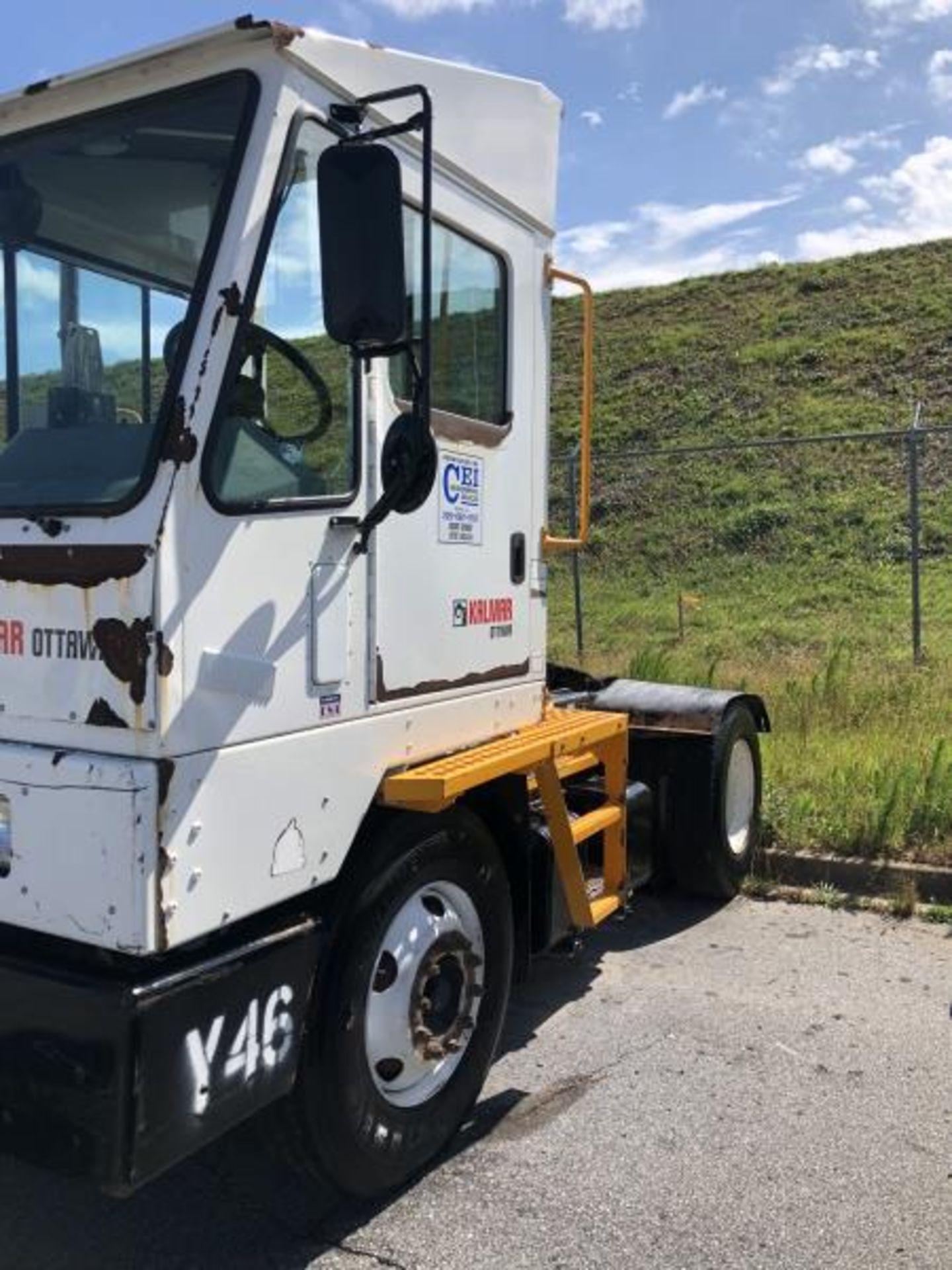 """2015 Kalmar Ottawa 4x2 Yard Truck , SN: 338840 4,378.6 Hours, 1,886 Miles - Image 3 of 36"