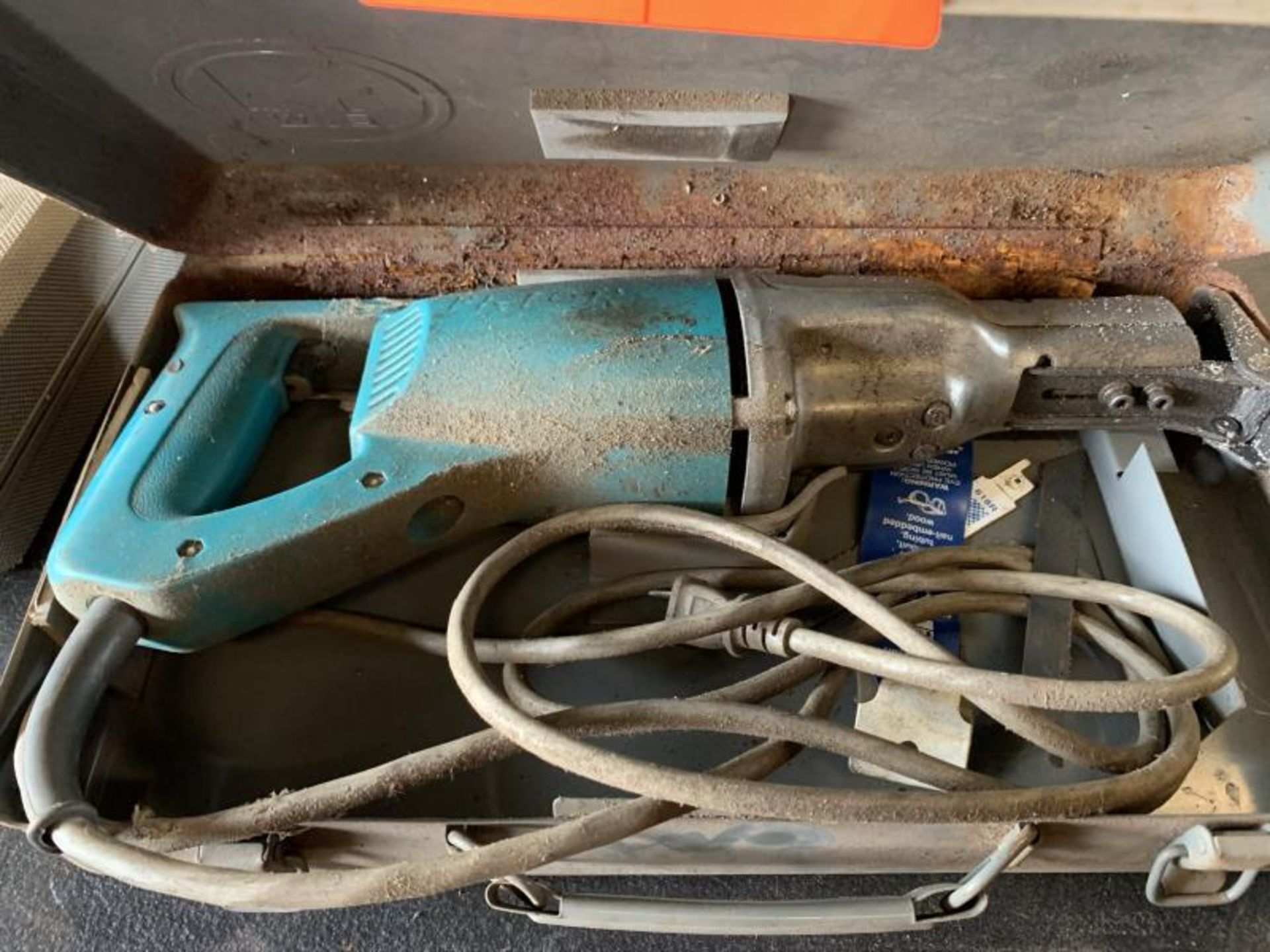 Lot 68 - Makita reciprocating saw