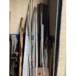 Corner Lot Steel & Alumium Stock