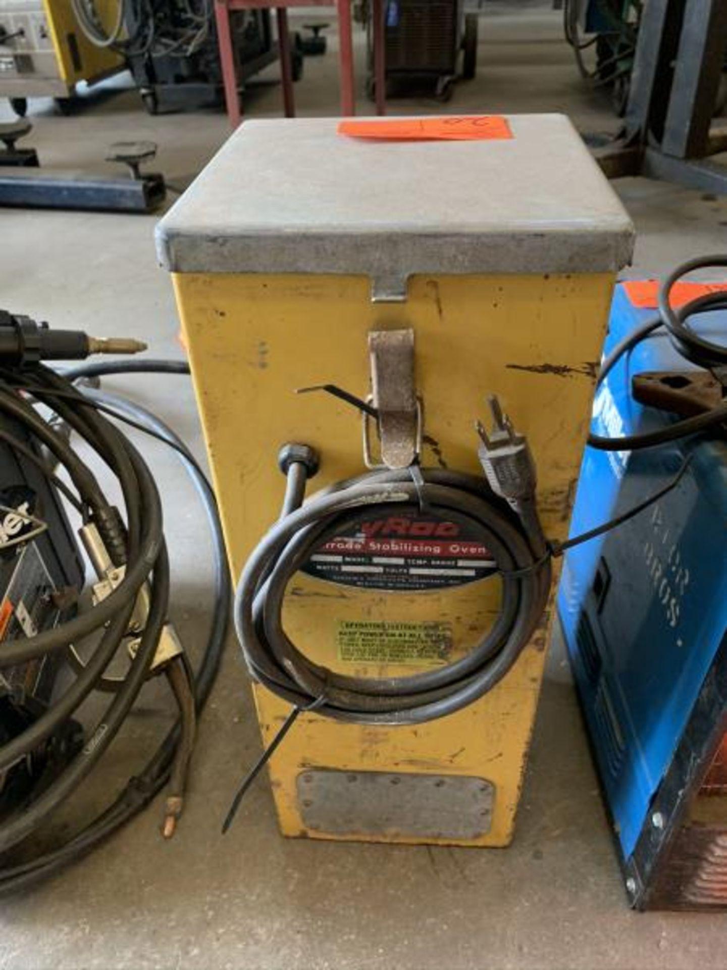 Lot 20 - Phoenix dryroad electrode stabelizing oven M:50A