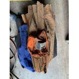 Leather Welding coat, welding blanket, leather head shield