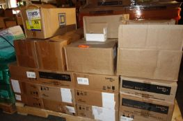 Pallet Landis GYR Watt Hour Meters, Mill Bank Meter Boxes