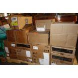 Pallet Landis GYR Watt Hour Meters, Mill Bank Meter Boxes