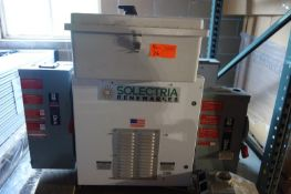Used Solectria Renewables Rain Proof Grid-Tied Photovoltraic Inverters