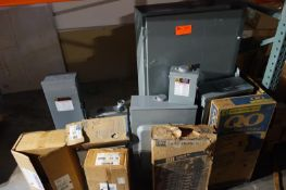 Circuit Breaker Load Centers, Safety Switches, Meter Boxes